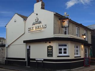 Six Bells Pub Cambridge
